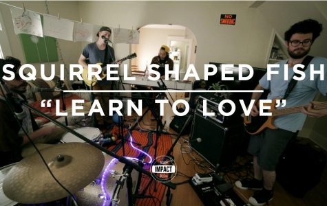 "VIDEO PREMIERE: Squirrel Shaped Fish – ""Learn to Love"" (Live @ Hayford House)"
