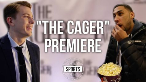 """""""The Cager"""" Premiere Showcases Local Consolidated Entrepreneurial Efforts"""