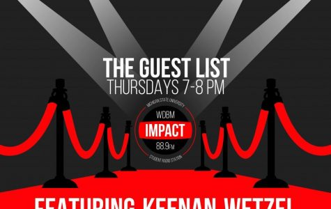 The Guest List | Keenan Wetzel