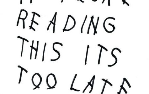 If You're Reading This It's Too Late | Drake
