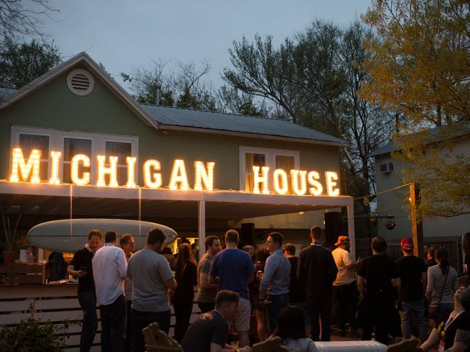 Michigan House Showcases Michiganders at SXSW