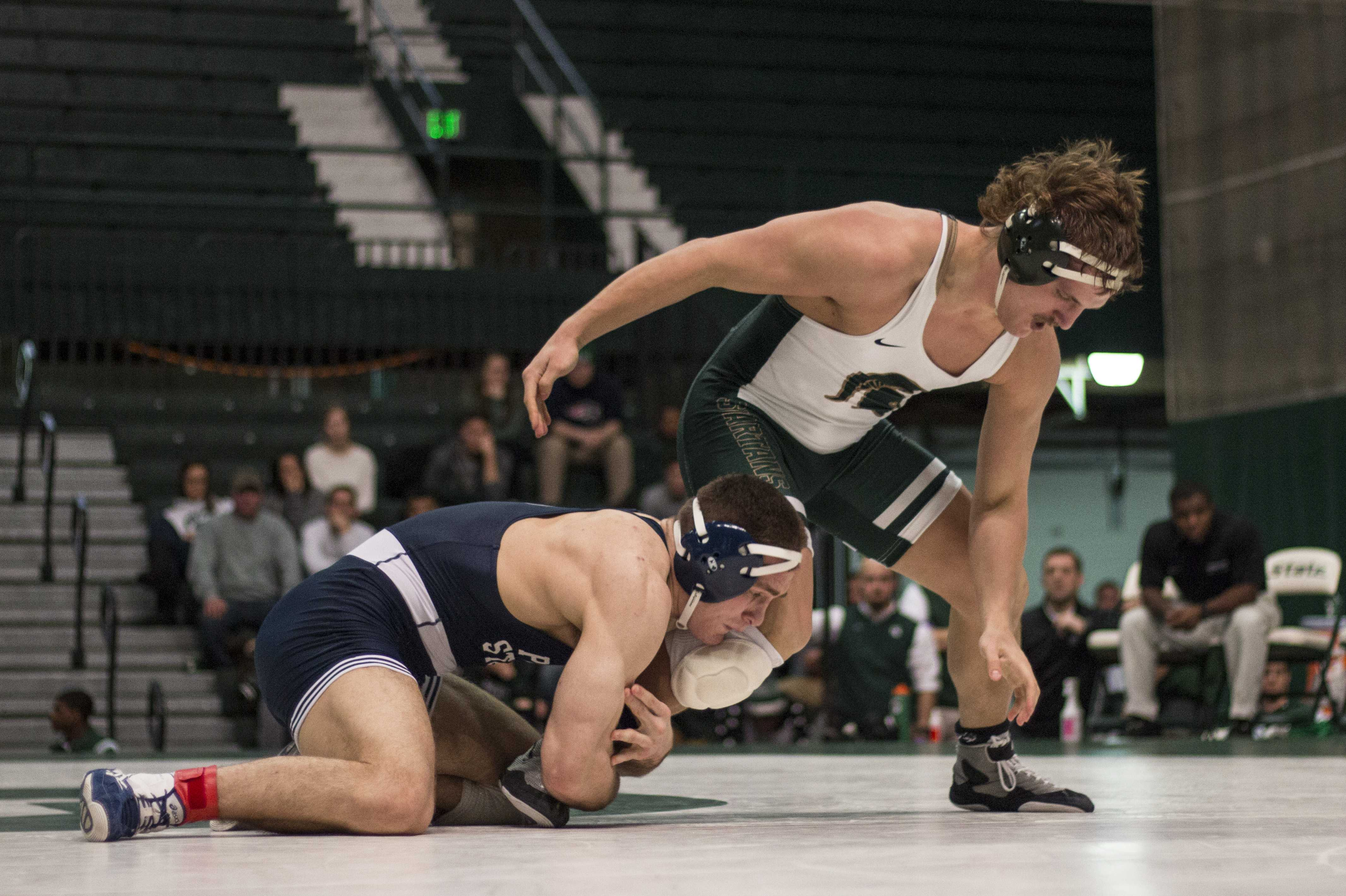 Rizqallah Punches Ticket to NCAA Tourney