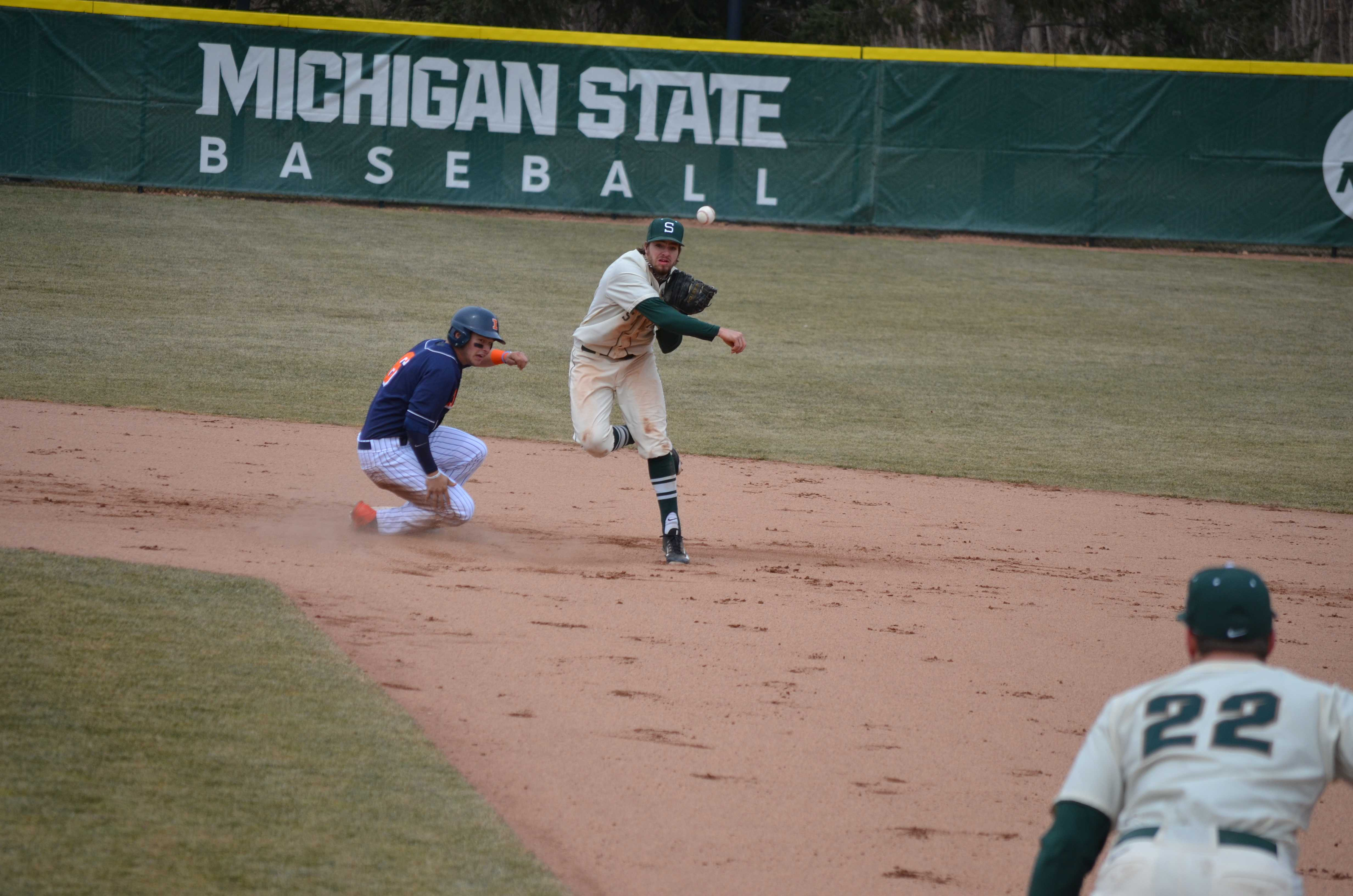 Historic Spartan Baseball Team Comes to East Lansing for Home Opener