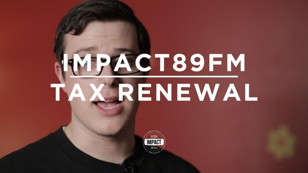 Vote+to+Renew+WDBM%27s+Student+Tax