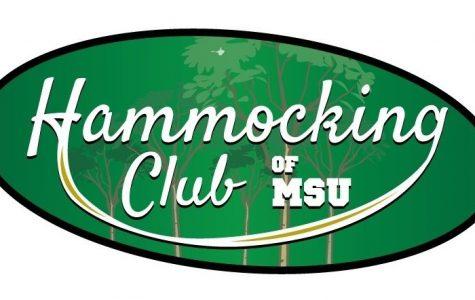 Hammocks at MSU