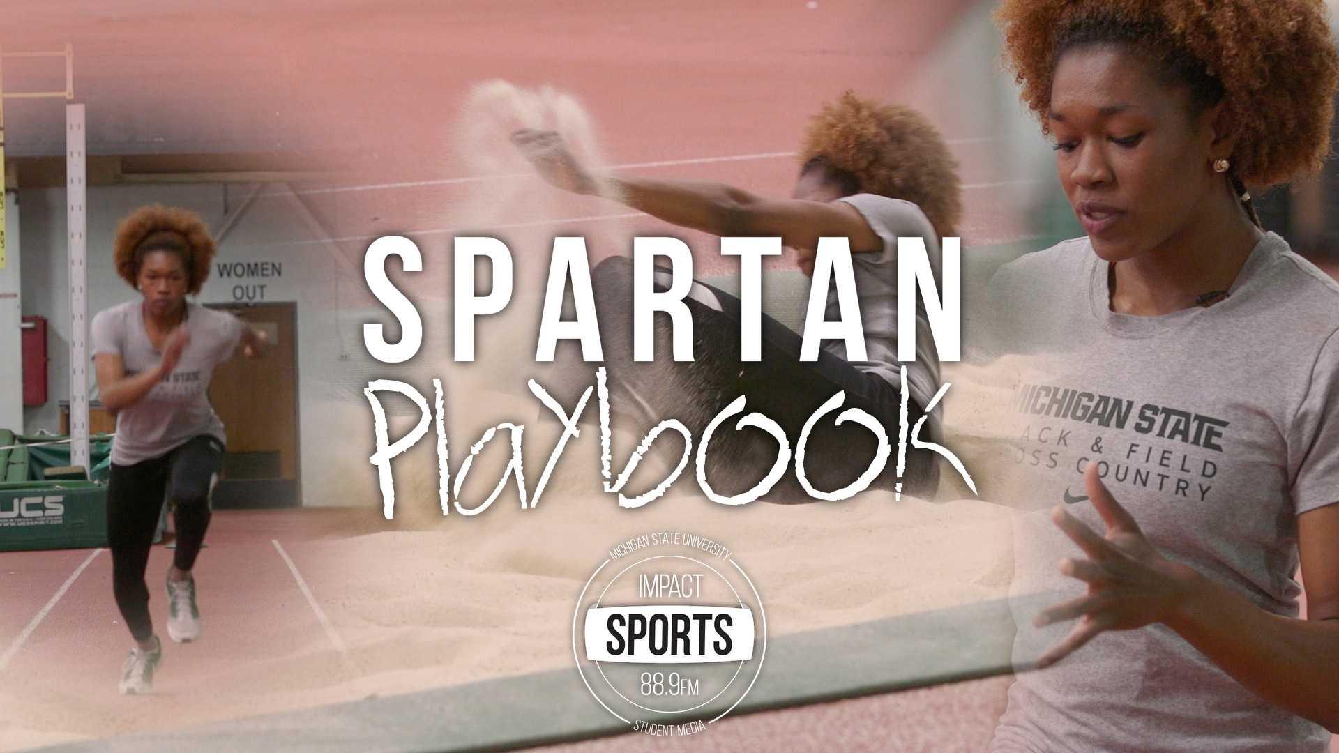 Spartan Playbook: Triple Jump - Tori Franklin