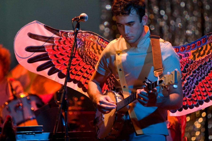 Sufjan+Stevens+at+Masonic+Temple