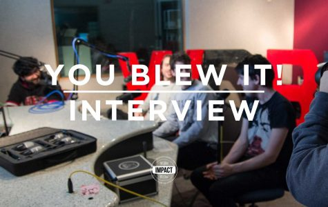 VIDEO PREMIERE: You Blew It! – Artist Feature