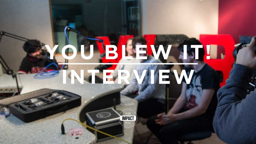 VIDEO PREMIERE: You Blew It! - Artist Feature