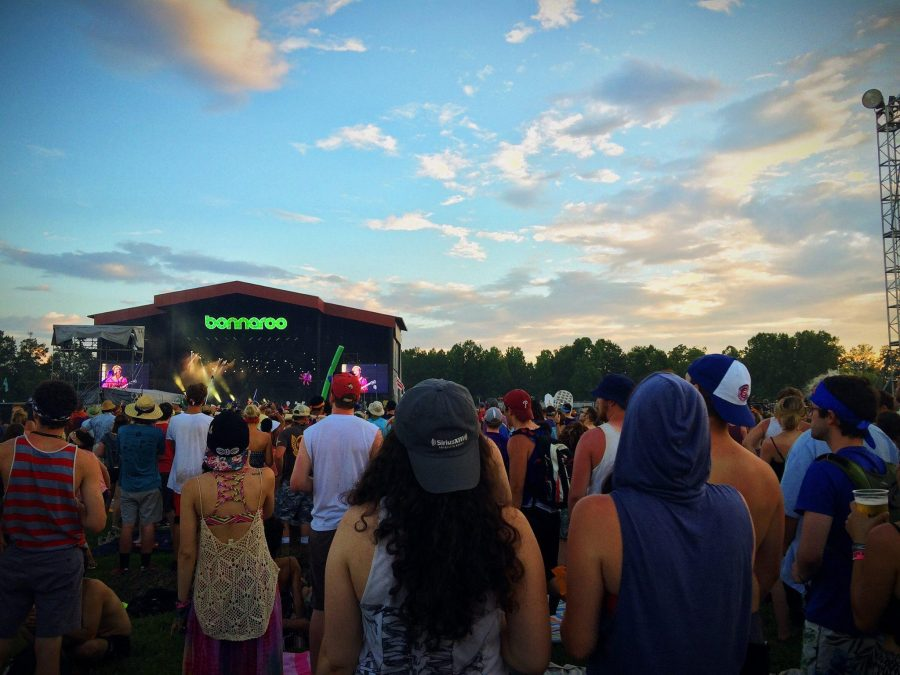 Down on The Farm: Impact at Bonnaroo 2015