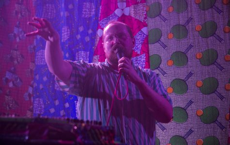 Dan Deacon on Gliss Riffer, Illegally Falling Asleep in Heathrow and Baltimore Must-Dos