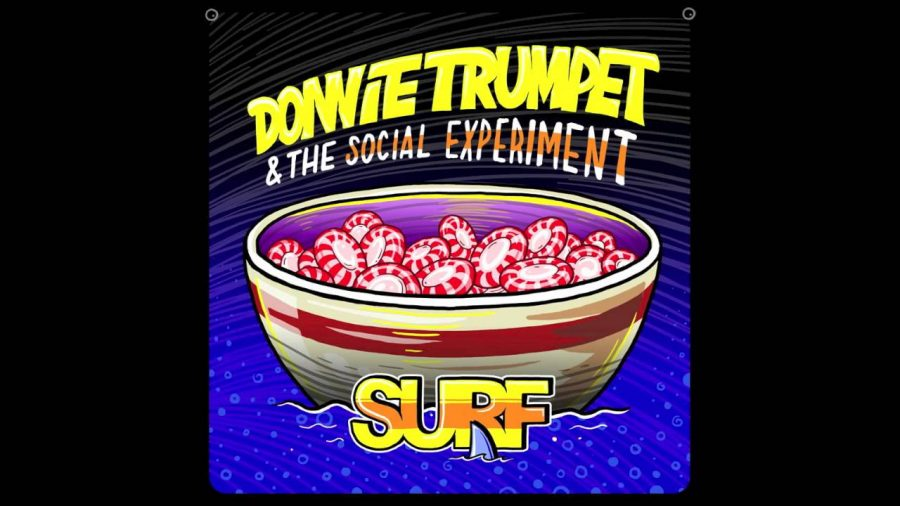 Slip Slide | Donnie Trumpet and the Social Experiment