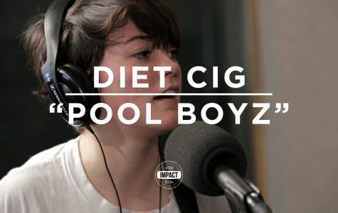 "VIDEO PREMIERE: Diet Cig – ""Pool Boyz"" (Live @ WDBM)"