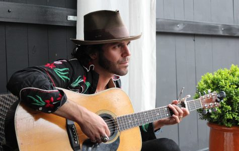 Langhorne Slim on his New LP, Fan Clubs, and Nashville.