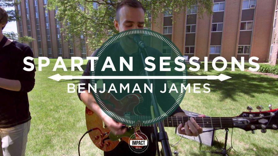 VIDEO PREMIERE: Spartan Session: Benjaman James -