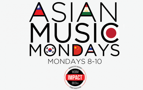 Asian Music Mondays 04/11/2016