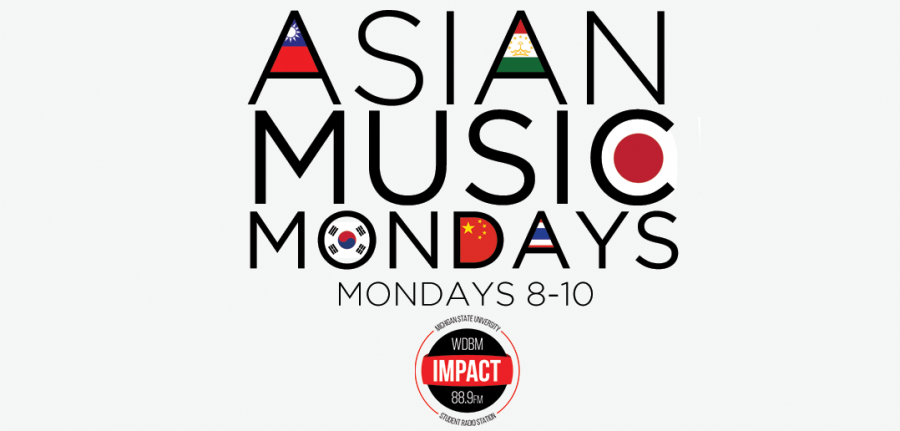 Asian+Music+Mondays+%7C+9.12.2016