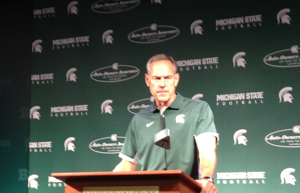 Notes+From+Dantonio%27s+Media+Day+Press+Conference