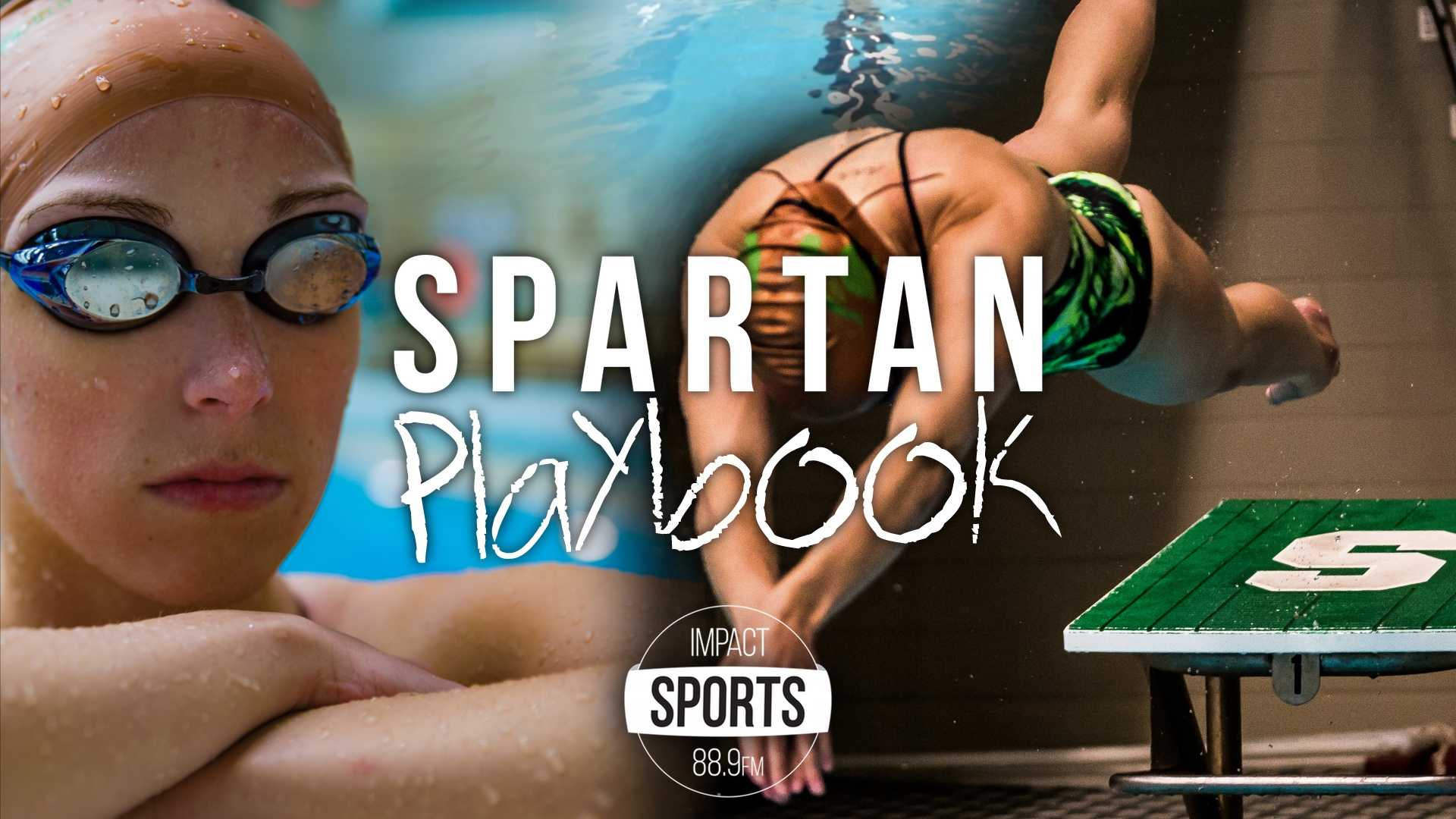Spartan Playbook: Swimming - Shelby Lacy