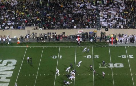 Michigan State Holds Off Oregon in Thrilling 31-28 Win