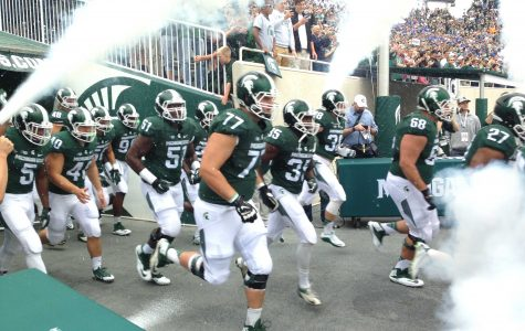 Spartans Seek to Crush Buckeyes' Streak in Columbus