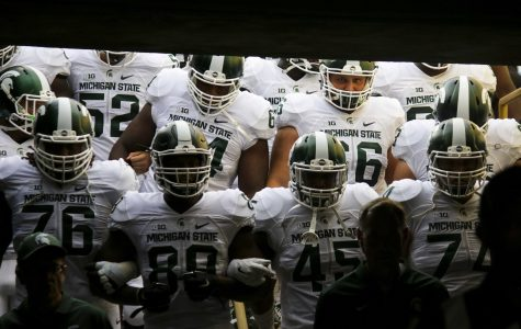 Showdown with Oregon Looms Large for Spartans