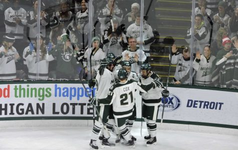 Offense Emerges as Hockey Starts Undefeated