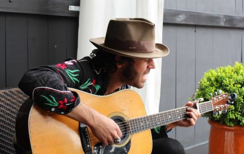 Langhorne Slim on Outtakes, Pink House Sessions and Poetry