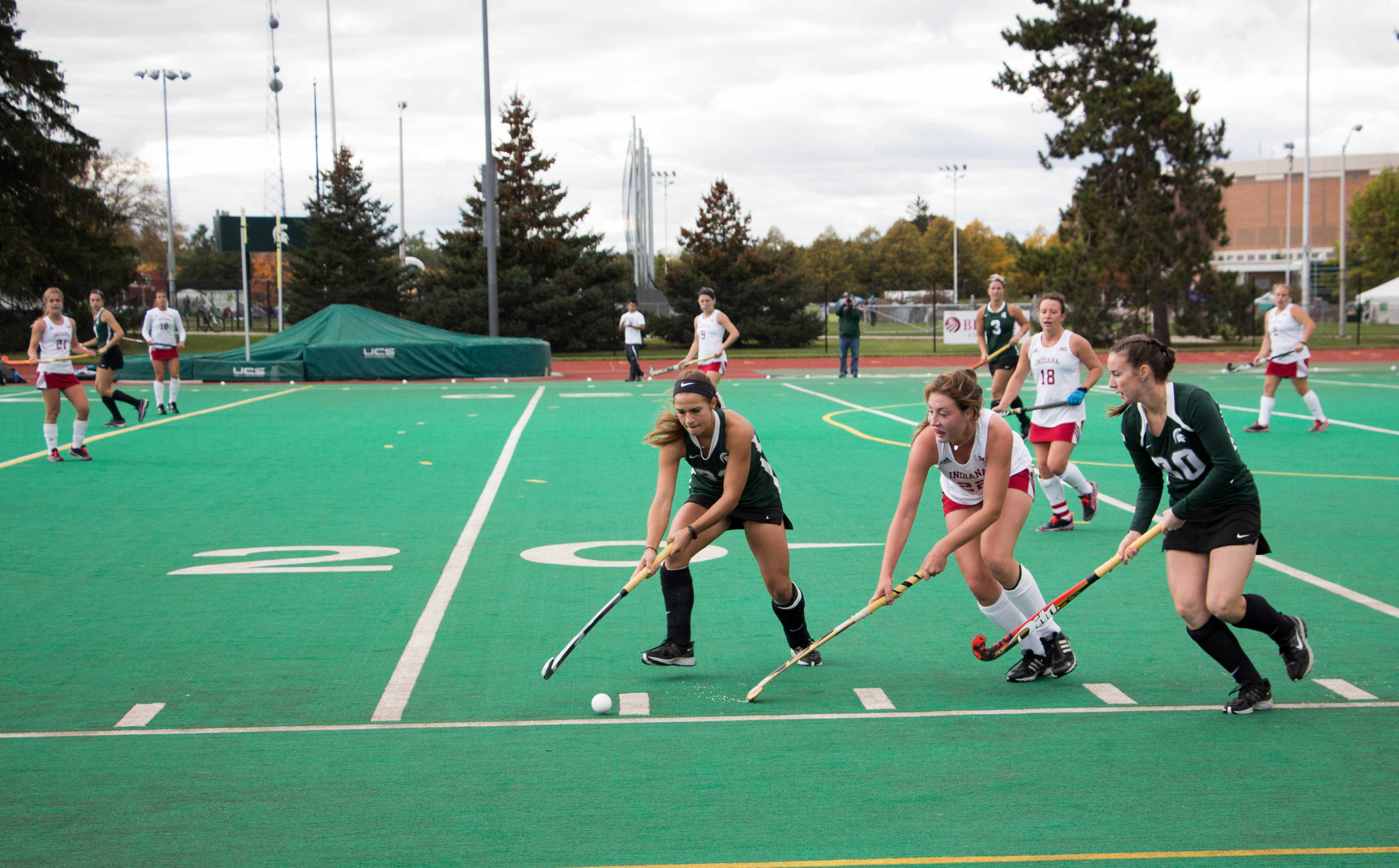 Michigan State's Field Hockey Season Comes to a Close