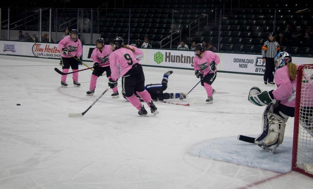 Womens Ice Hockey Builds Success On Their Own Terms