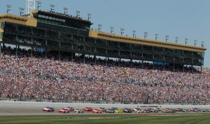 Earnhardt Jr., Kenseth and Others Look to Rebound at Kansas