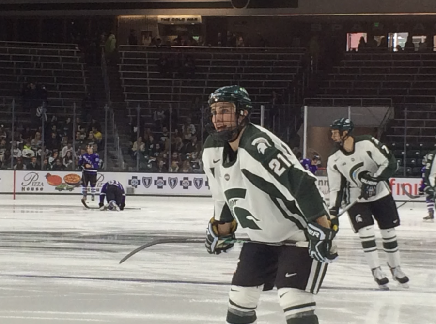 Michigan State Hockey Loses Out in Denver