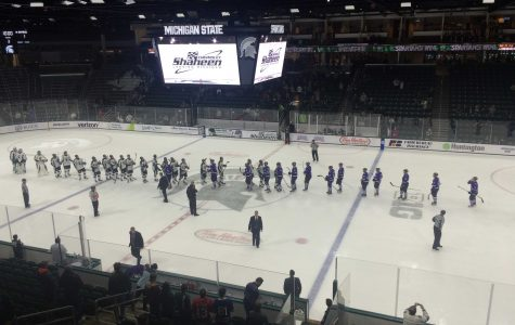 MSU Outlasts Western Ontario in Exhibition Opener