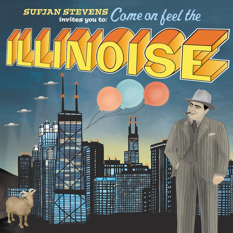 Concerning the UFO sighting near Highland, Illinois | Sufjan Stevens