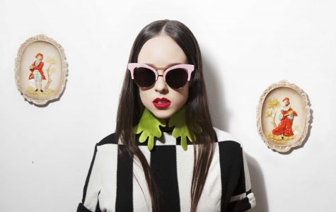 Allie X on Spinning, New Album CollXtion II and Producing