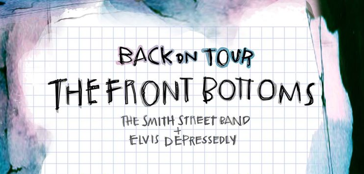 The Front Bottoms are Back On Tour