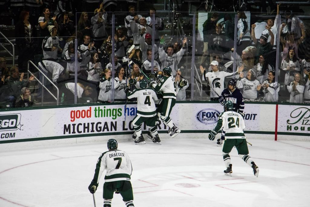 Spartan+Hockey+has+Strong+Weekend%2C+Sweeps+UNH