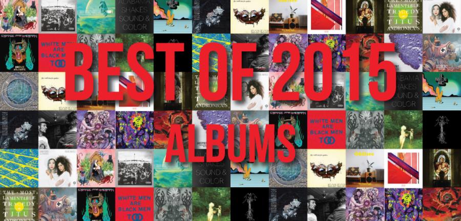 Best Albums Of 2015 Impact 89fm