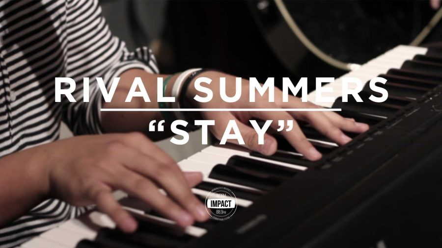 VIDEO+PREMIERE%3A+Rival+Summers+-+%22Stay%22+%28Live+%40+WDBM%29