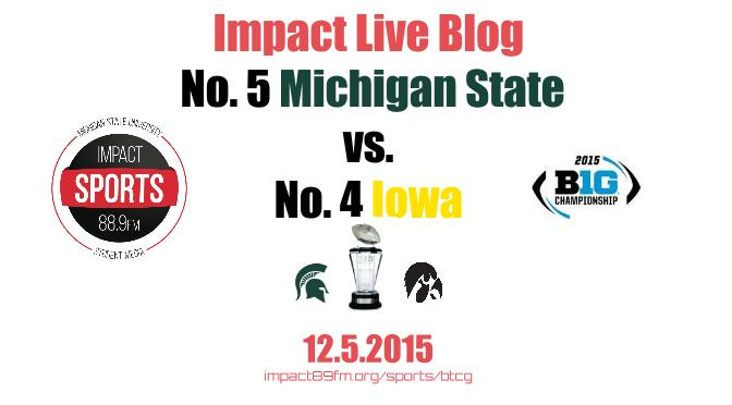 Live+from+the+Big+Ten+Championship+-+No.+5+Michigan+State+vs.+No.+4+Iowa