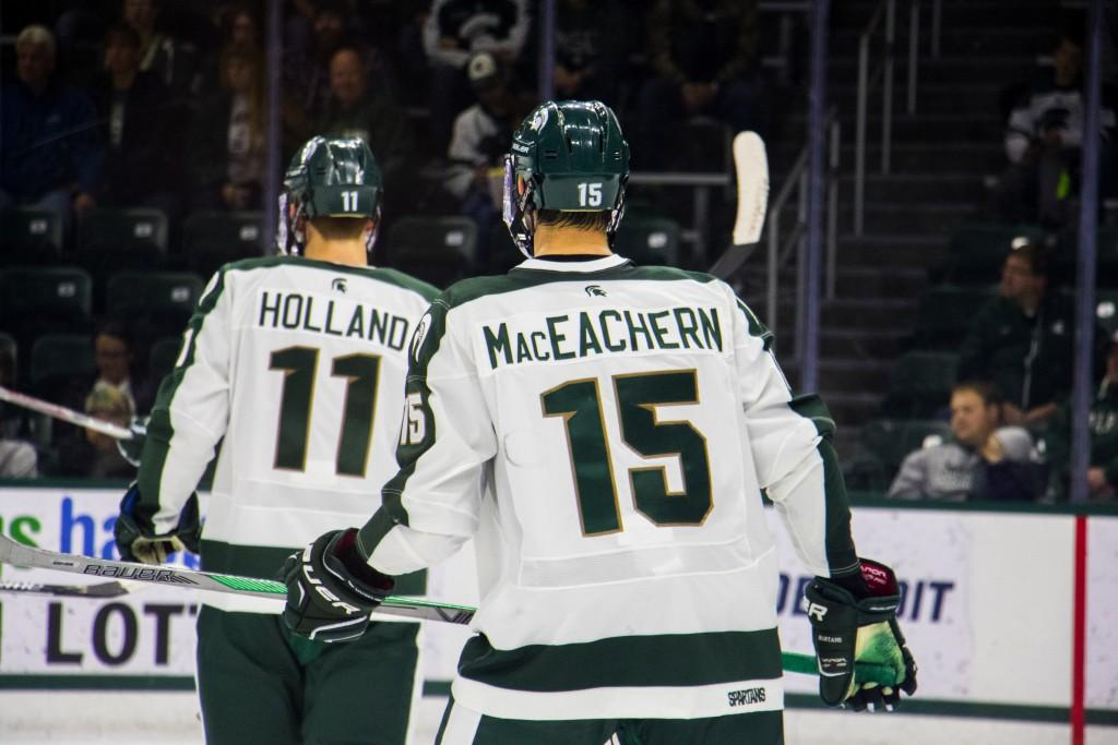 Hockeytown+Heartbreak%3A+Spartans+fall+2-1+in+OT+to+NMU+in+GLI+Third+Place+Game
