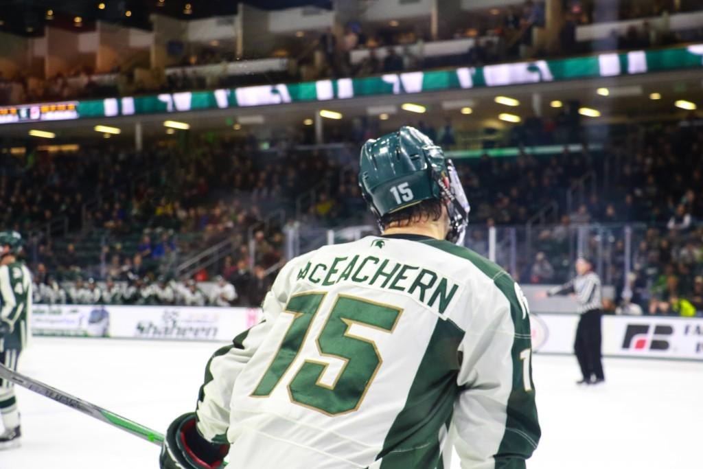 Mackenzie+MacEachern+to+Sign+With+the+St.+Louis+Blues