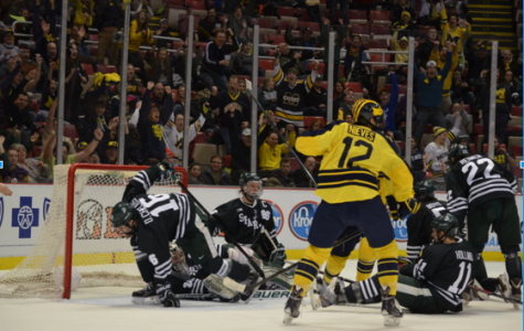 Swept: Spartans fall to Michigan 6-3 at Yost