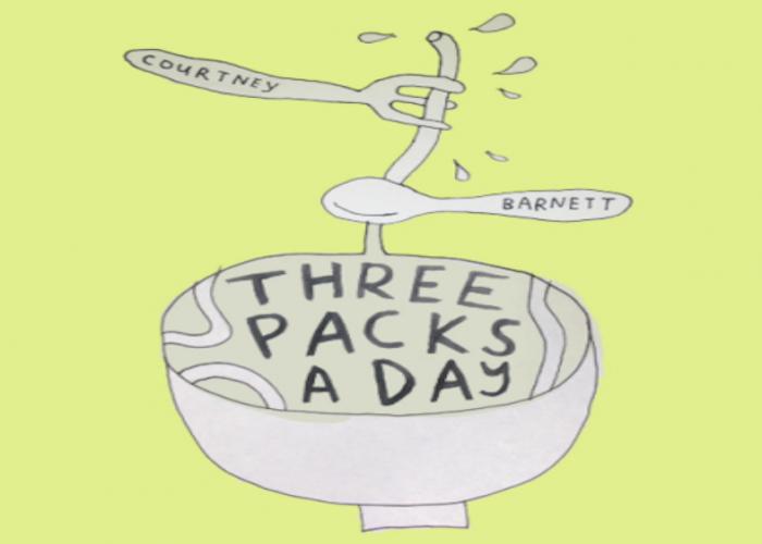 Three+Packs+A+Day+%7C+Courtney+Barnett