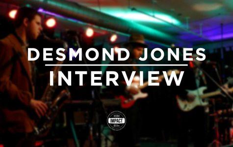 VIDEO PREMIERE: Desmond Jones @ The Loft