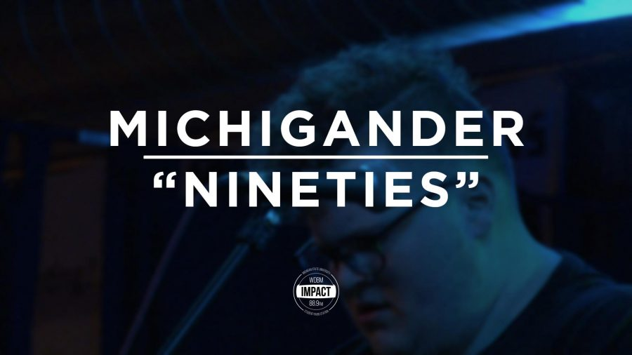 "VIDEO PREMIERE: Michigander — ""Nineties"" (Live @ The Loft)"
