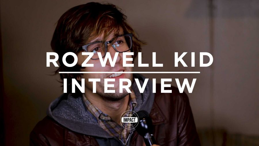 Rozwell Kid Interview @ Mac's Bar