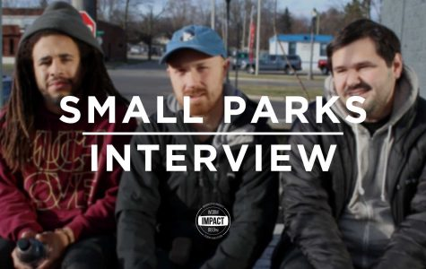 Small Parks Interview @ Mac's Bar