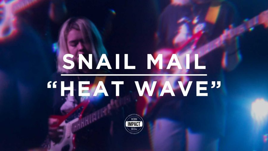 "Snail Mail – ""Heat Wave"" (Live @ the Pyramid Scheme)"