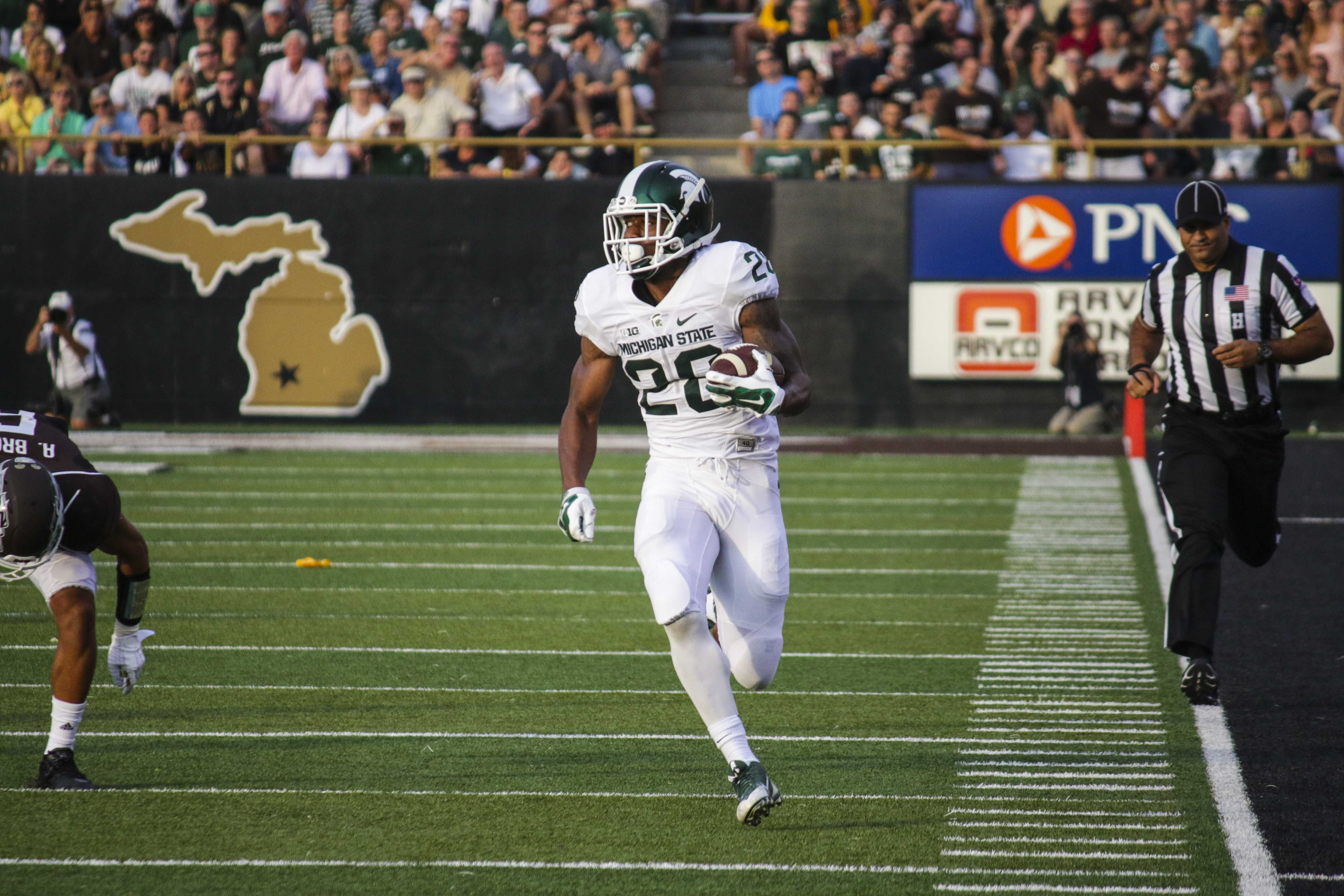 Spartan Red Zone: Running Back Assessment